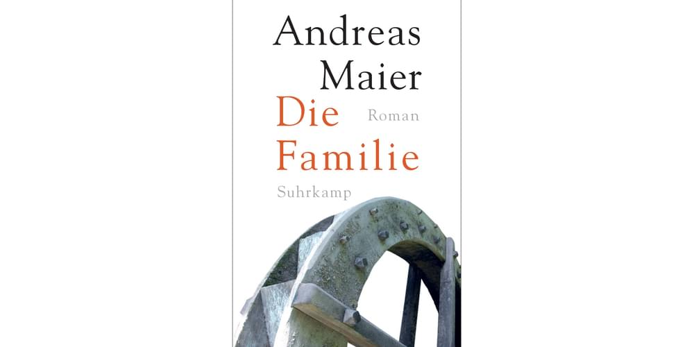 Tickets Andreas Maier »Die Familie«,  in Berlin